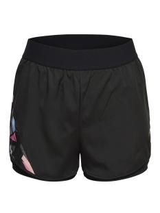 Only Play Sport short ONPPYRA AOP RUN SHORTS 15170183 Black/W. HYDRA AOP
