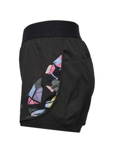 onppyra aop run shorts 15170183 only play sport short black/w. hydra aop