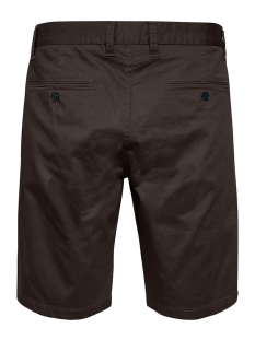 pristu sh chino short 30203711 matinique korte broek 21206 dark brown