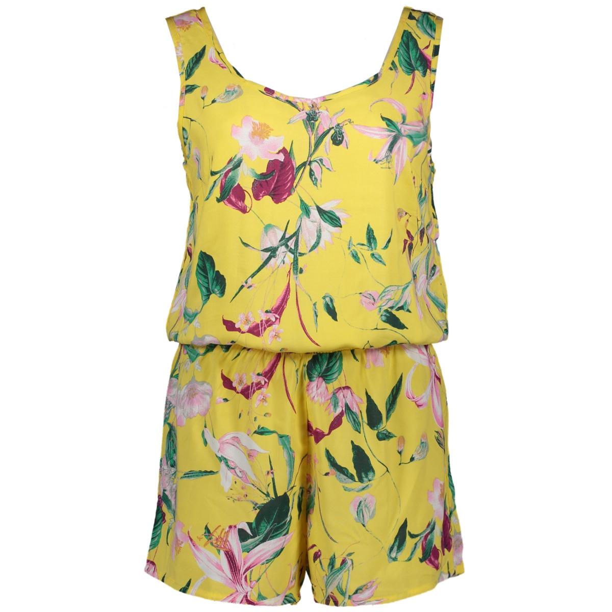 vmsimply easy sl playsuit 10211492 vero moda jumpsuit yarrow/trille-y