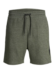 Jack & Jones Korte broek JJICLEAN JJSWEAT SHORTS  NB STS 12151564 Rosin/MELANGE