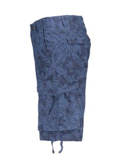pktakm hola cargo shorts 12153004 produkt korte broek dark denim