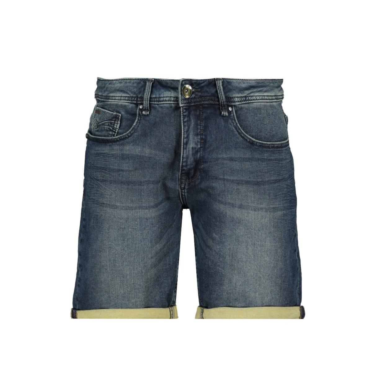 stretch denim 908190410 no-excess korte broek 220 denim