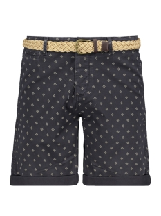 Jack & Jones Korte broek JJILORENZO SHORTS MID AKM 648 (PRIN 12150741 Dark Navy