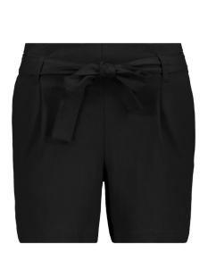 Only Korte broek ONLNICOLE ELASTIC PAPERBACK SHORTS 15182404 Black