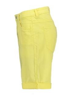 shorty sunny yellow pp summer clean 2387 00 0415 mac korte broek 521r