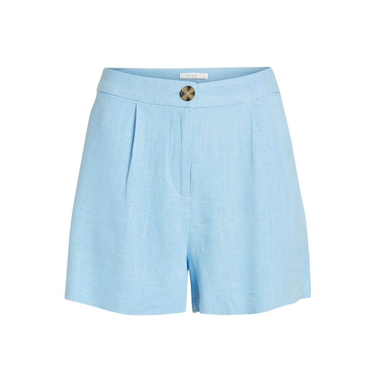 vilinnan shorts 14053037 vila korte broek powder blue