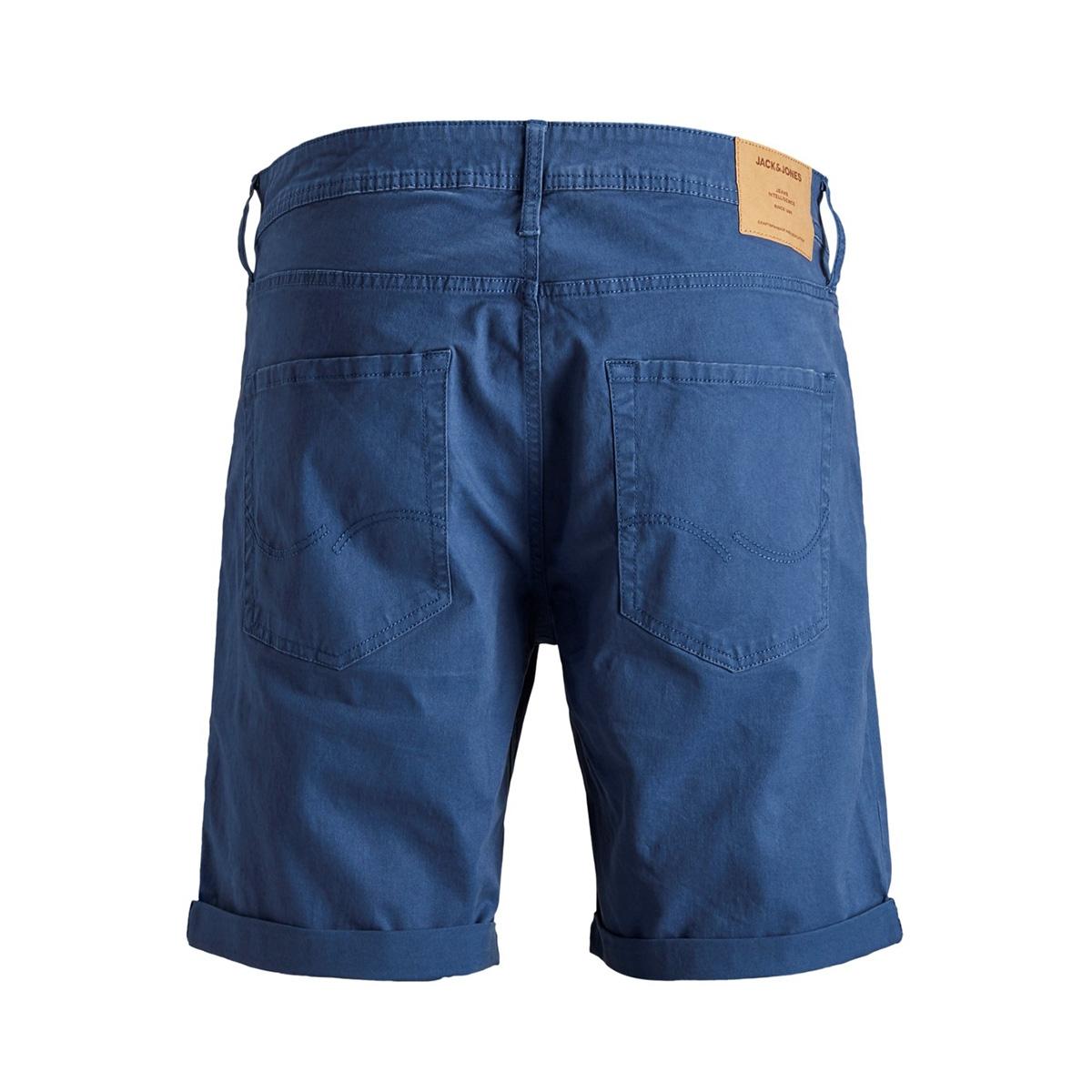 jjirick jjoriginal shorts ww 01 12146165 jack & jones korte broek true navy