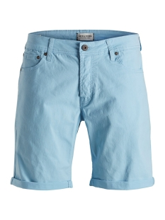 Jack & Jones Korte broek JJIRICK JJORIGINAL SHORTS WW 01 12146165 Airy Blue