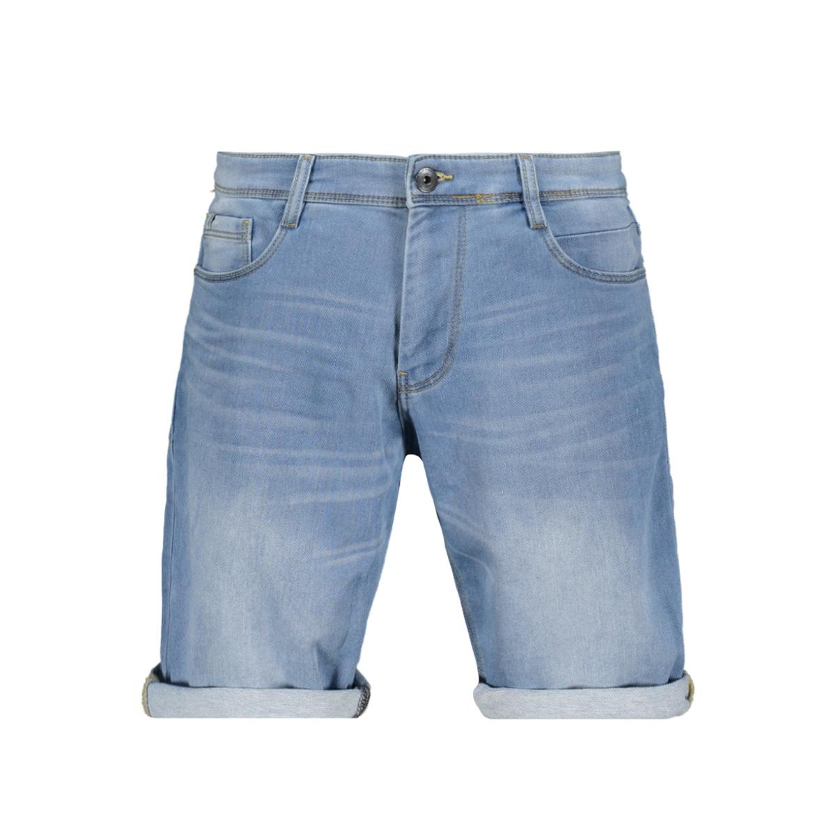 josh denim short 1007959xx10 tom tailor korte broek 10280