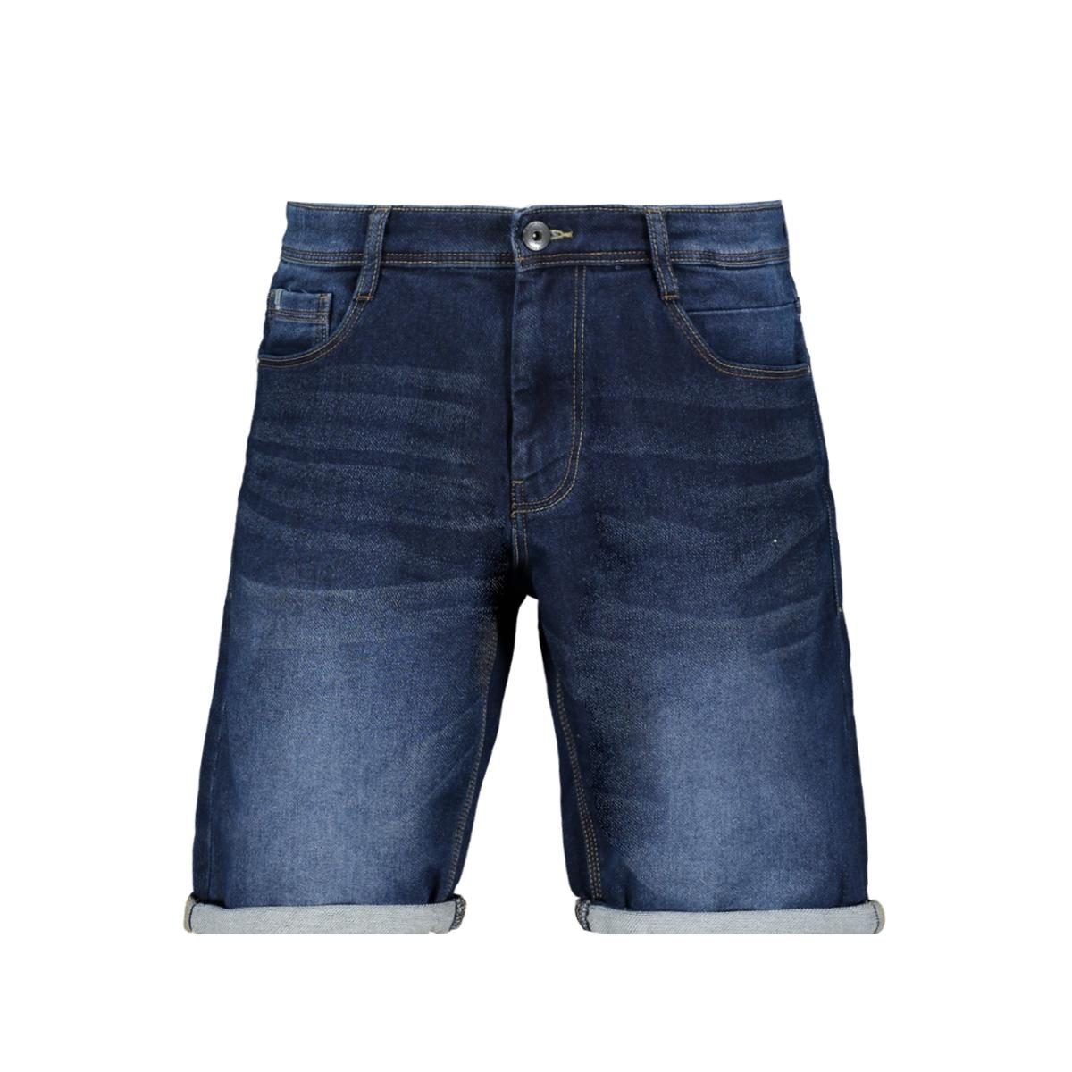 josh denim short 1007959xx10 tom tailor korte broek 10282