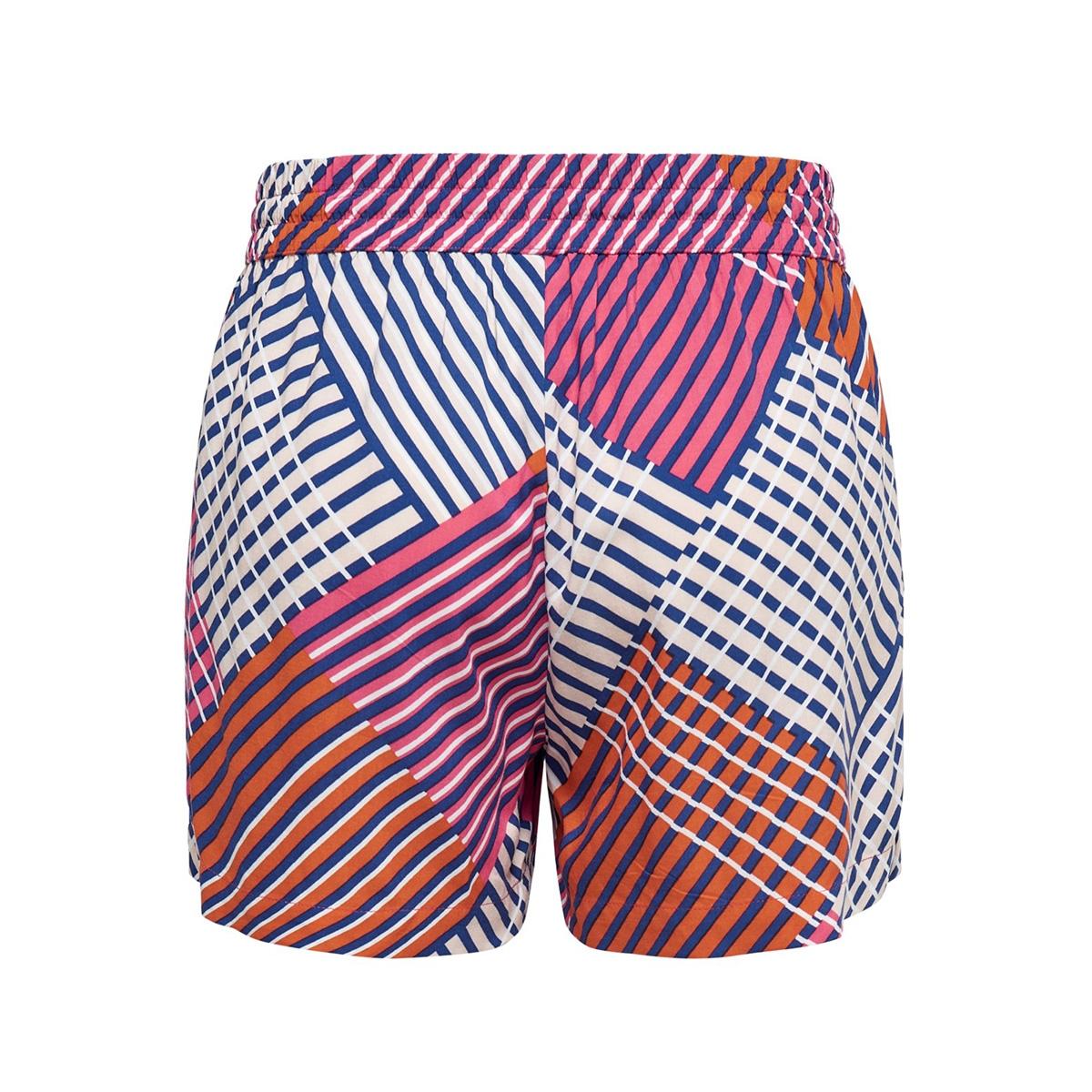 jdystar shorts wvn fs 15171547 jacqueline de yong korte broek cloud dancer/blue pink