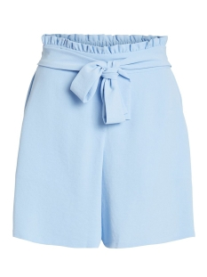 Vila Korte broek VIRASHA HW SHORTS PB/KI 14052030 Powder Blue