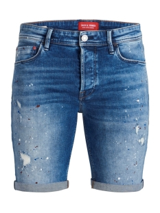 Jack & Jones Korte broek JJIRICK JJALPHA SHORTS JOS 896 50SP 12153607 Blue Denim