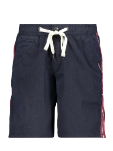 Superdry Korte broek SUNSCORCHED SHORT M71104KU NAVY MICRO DOT