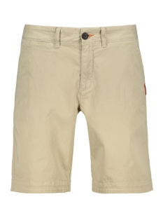 Superdry Korte broek INTERNATIONAL SLIM CHINO LITE M71013KT SAND DOLLAR