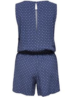 jdystar s/l playsuit wvn fs 15171500 jacqueline de yong jumpsuit blue depths/cloud dancer
