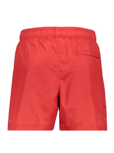 swimshort 81008 gabbiano korte broek red