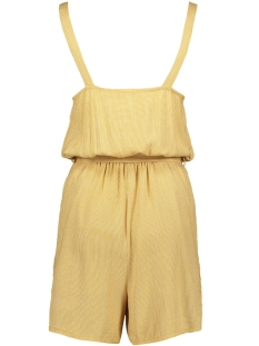 pccaya playsuit 17097699 pieces jumpsuit white pepper/bright white