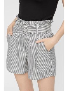 vmgally hw shorts 10214320 vero moda korte broek night sky/snow white