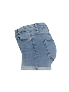 onypearl mw mb shorts dnm 15177781 only korte broek medium blue denim