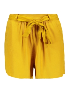 Only Korte broek ONLFCHILLI LIFE SHORTS WVN 15180668 Golden Yellow