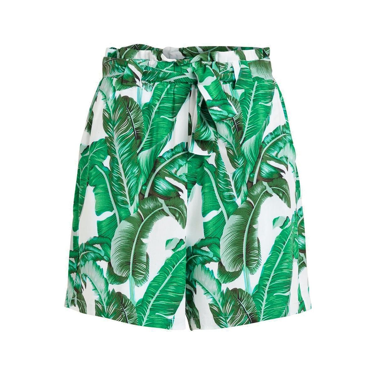 objpalmina hw shorts  a div 23030734 object korte broek gardenia/palm aop