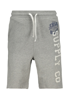 Produkt Korte broek PKTVIY SUPERIOR SWEAT SHORTS 12154039 Light Grey Melange