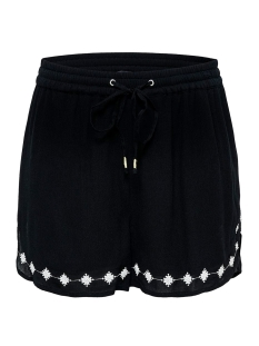 Only Korte broek ONLARIEL SHORTS WVN 15179643 Black