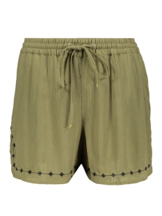 Only Korte broek ONLARIEL SHORTS WVN 15179643 Martini Olive