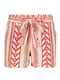 vmdicthe tie shorts exp 10225198 vero moda korte broek birch/dicthe/hig