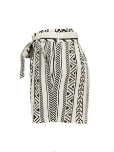 vmdicthe tie shorts exp 10225198 vero moda korte broek birch/dicthe/bla