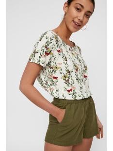 vmanna milo short shorts noos 10210179 vero moda korte broek ivy green