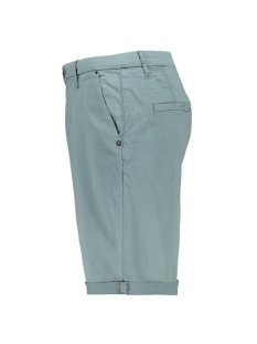 garment dyed short 908110386n no-excess korte broek 049 smoke
