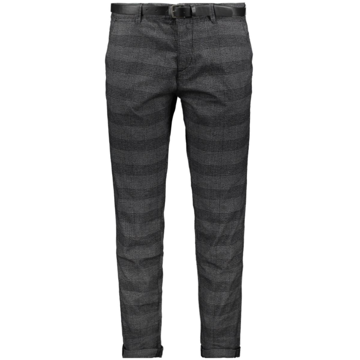 geruite slim chino 1013866xx142 tom tailor broek 19955
