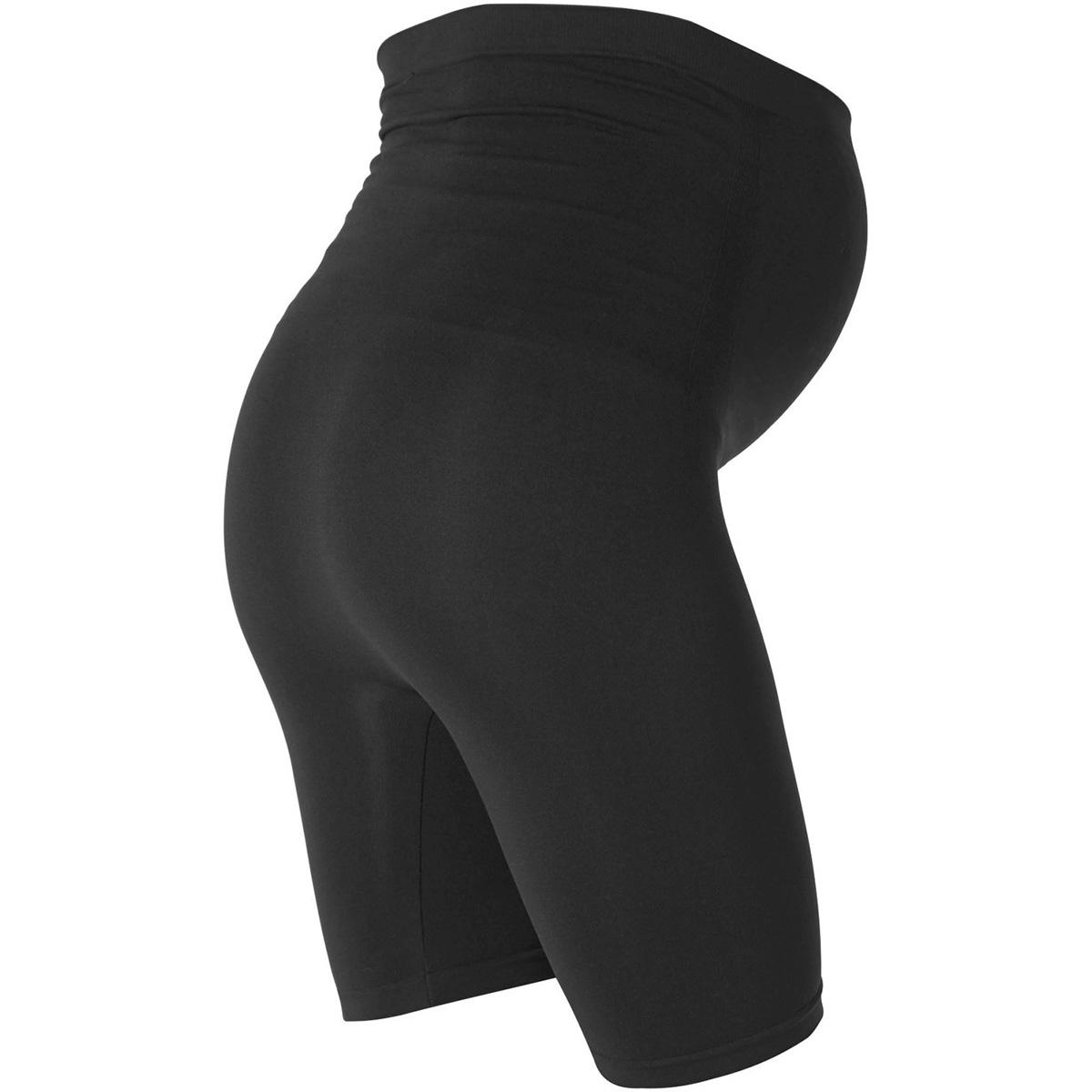 mltia jeanne shorts noos o. a. 20011101 mama-licious positie broek black