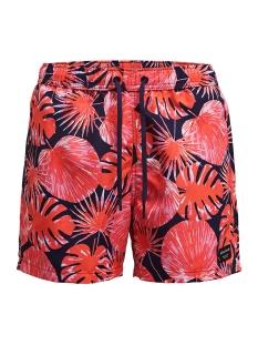 loose shorts 2011 1106 bjorn borg korte broek 72471 peacoat orange