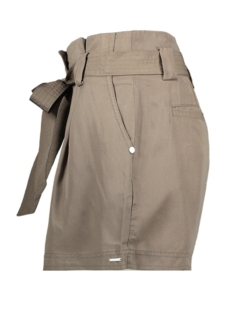 Superdry Korte broek DESERT PAPER BAG SHORT W7110028A BUNGEE CORD