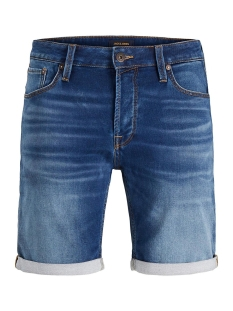 Jack & Jones Korte broek JJIRICK JJICON SHORTS GE 006 I.K ST 12166269 Blue Denim