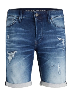 Jack & Jones Korte broek JJIRICK JJICON SHORTS GE 007 I.K ST 12166270 Blue Denim