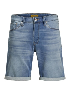Jack & Jones Korte broek JJIRICK JJICON SHORTS GE 003 I.K ST 12166263 Blue Denim
