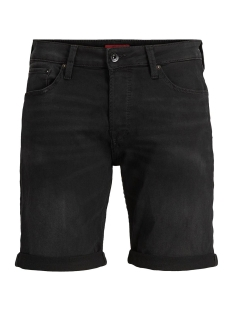 Jack & Jones Korte broek JJIRICK JJICON SHORTS GE 010 I.K ST 12166274 Black Denim