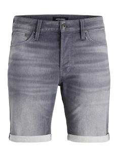 JJIRICK JJICON SHORTS GE 005 I.K ST 12166268 Grey Denim