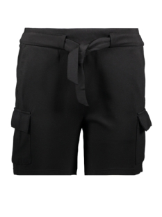 onlpoptrash cargo belt shorts pnt 15205336 only korte broek black