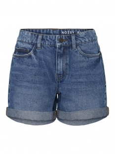 nmsmiley  nw  shorts vi060mb bg noo 27010864 noisy may korte broek medium blue denim