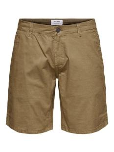 onsholm chino shorts  pk 2174 noos 22012174 only & sons korte broek kangaroo