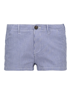 Superdry Korte broek CHINO HOT SHORT W7110006A NAVY STRIPE