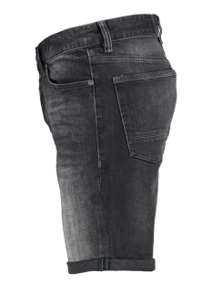 cope shorts black faded stretch csh202214 cast iron korte broek bfs