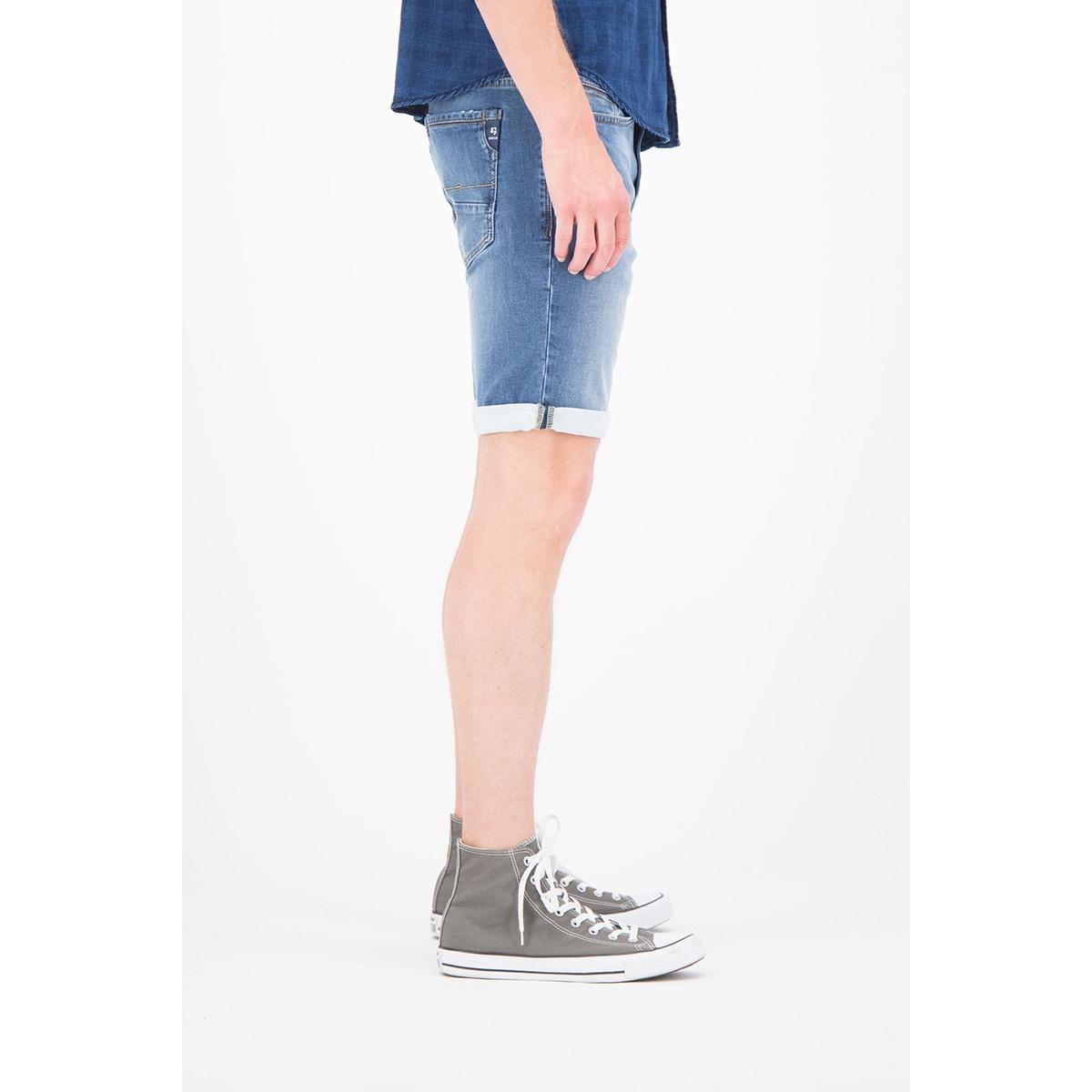 savio slim denim shorts 635 garcia korte broek 5294