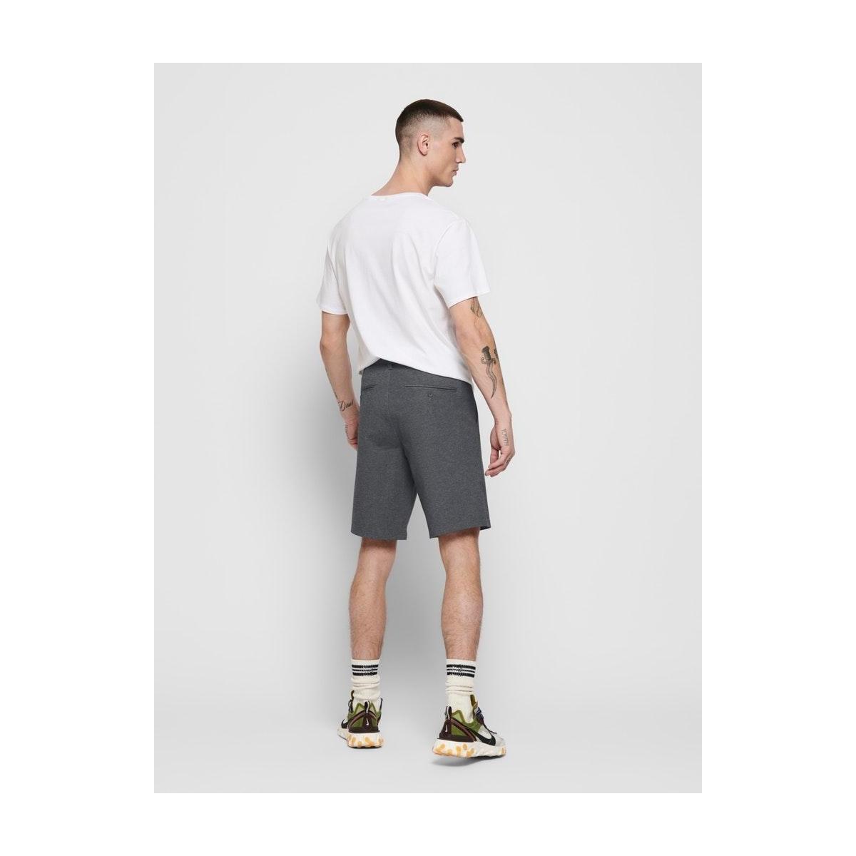 onsmark shorts aop gw 6389 22016389 only & sons korte broek black